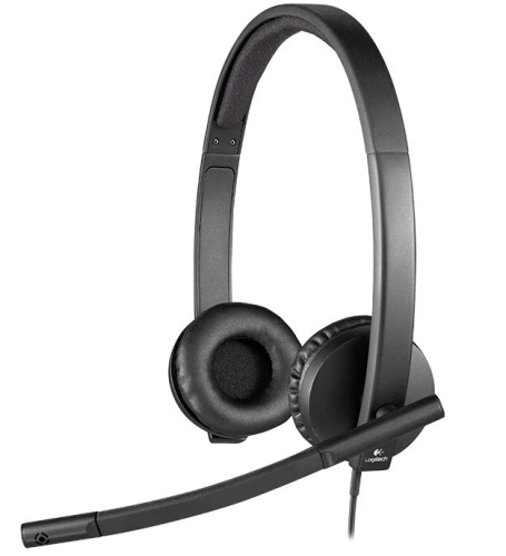 H570e USB Stereo Headset