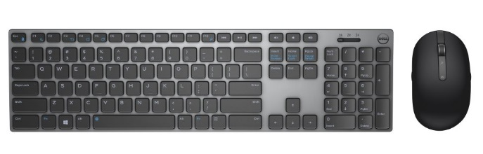 Premier Wireless Keyboard  and Mouse KM717