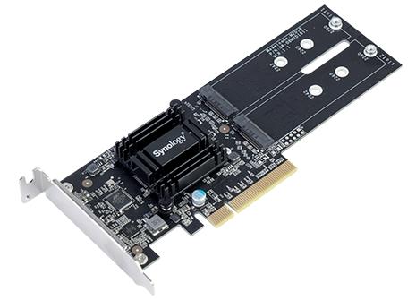 Synology Rozširovacia karta M.2 SSD M2D18