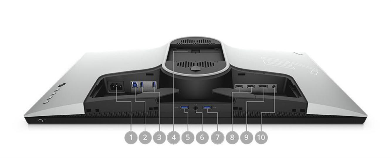 Herný monitor Dell Alienware AW2720HF