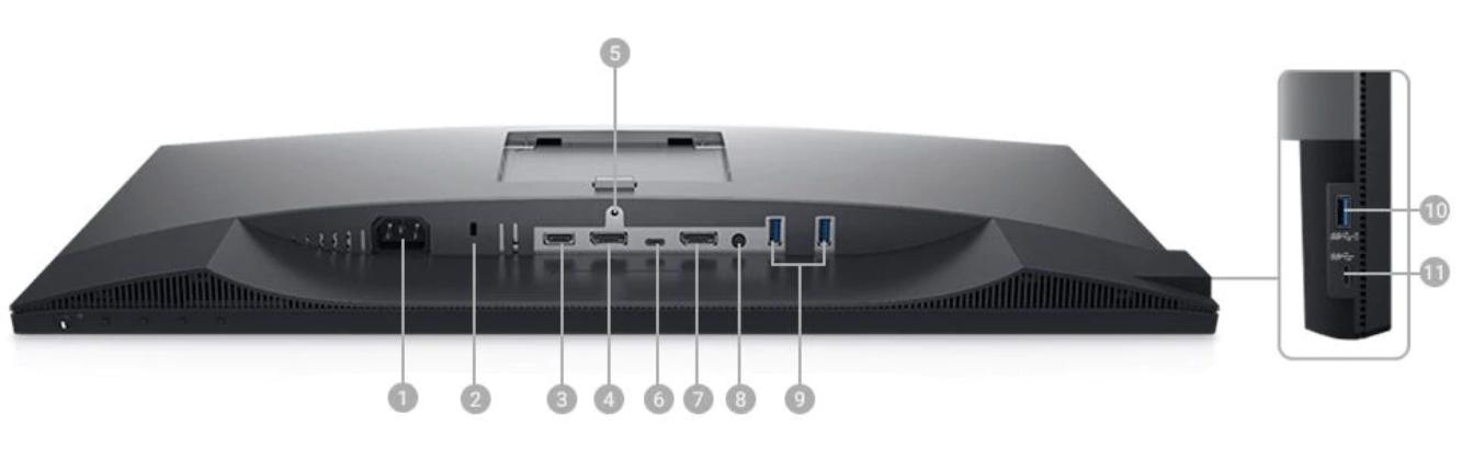 Kancelársky monitor Dell UltraSharp U2520D 25