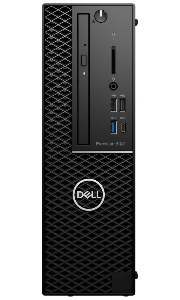Pracovná stanica Dell Precision 3431 Small Form Factor