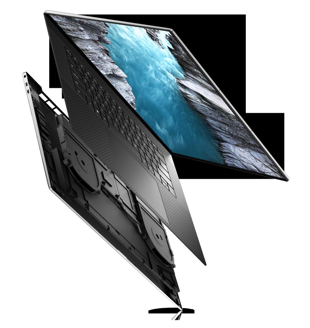 Štýlový Ultrabook DELL XPS 17 9700