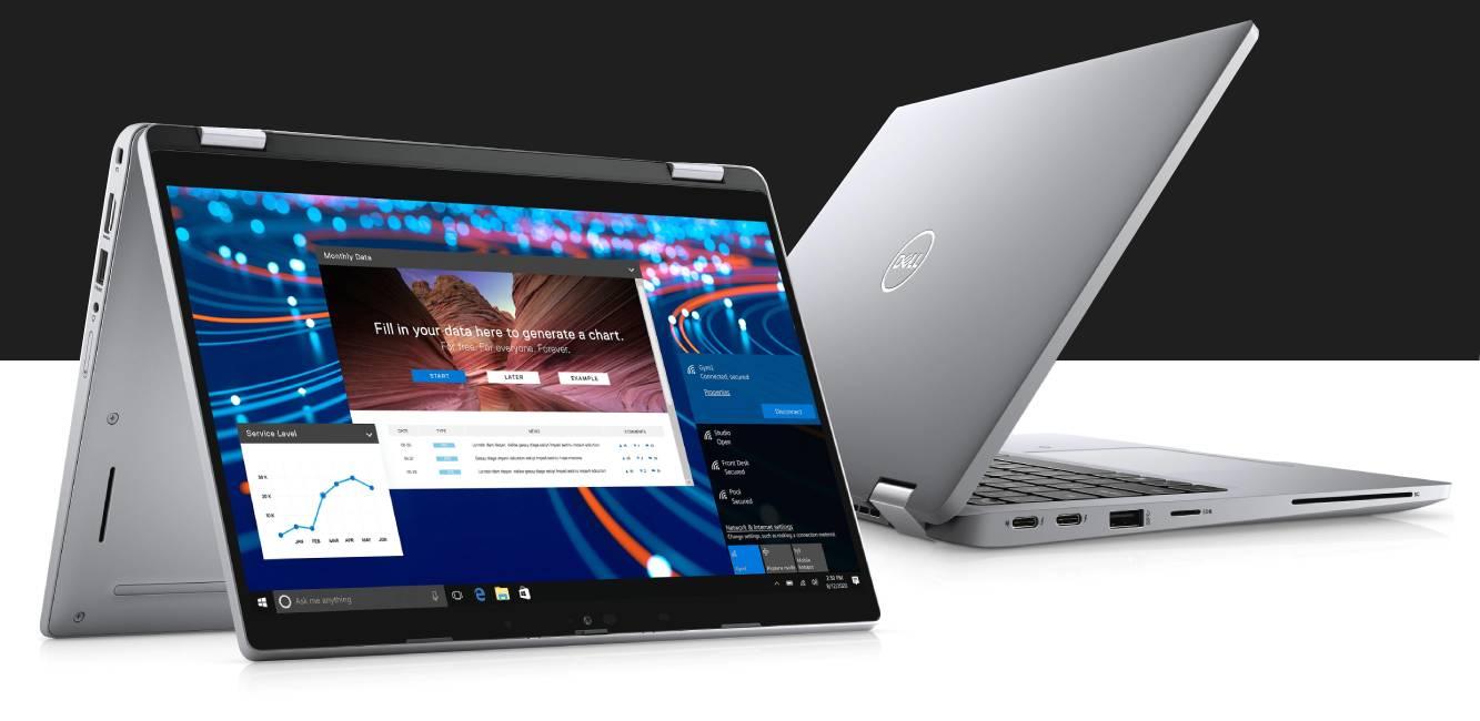 Profesionalny podnikový notebook DELL Latitude 13 5000