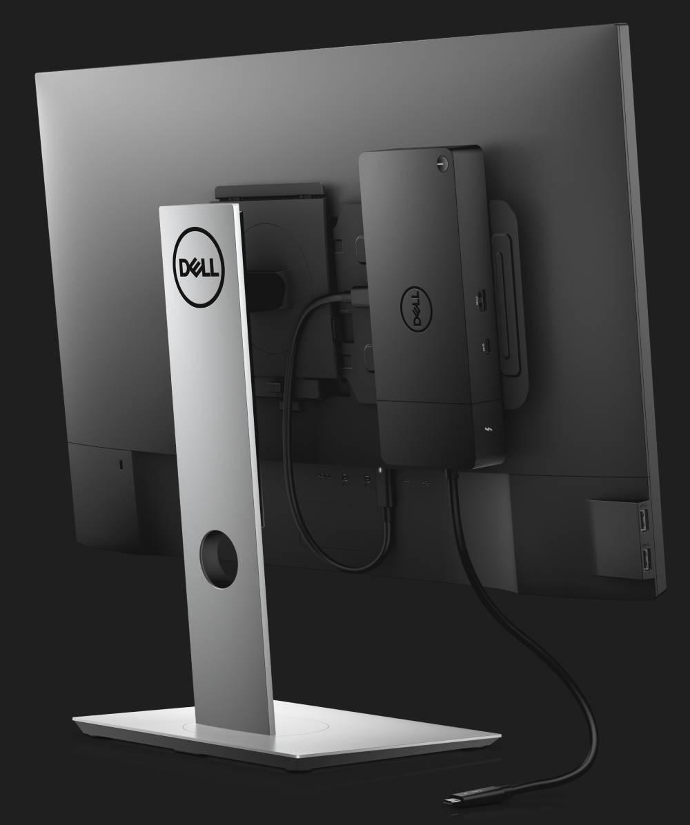 Dokovacie stanice DELL - WD19 pripevnenie na monitor