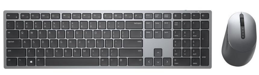 Kancelársky Set klávesnice a Myši Dell KM7321W