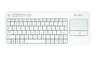 LOGITECH Bezdrôtová klávesnica K400 Touch CZ