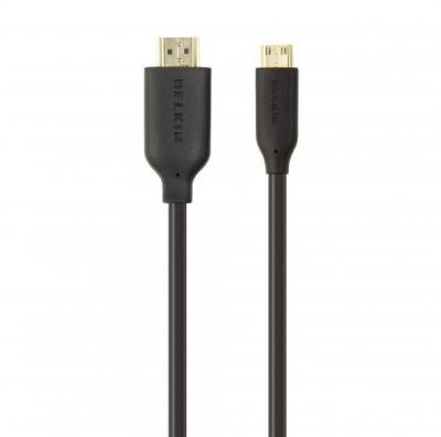 BELKIN HDMI-Mini HDMI kábel Gold, 3m