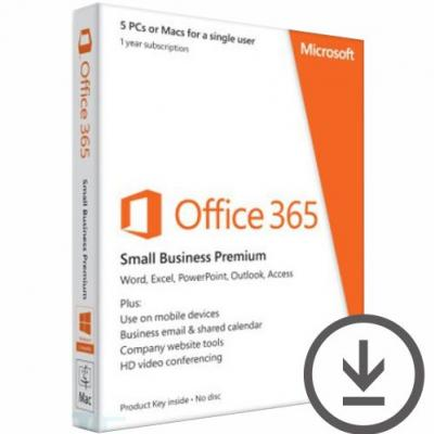 MICROSOFT Office 365 Small Business Premium Online