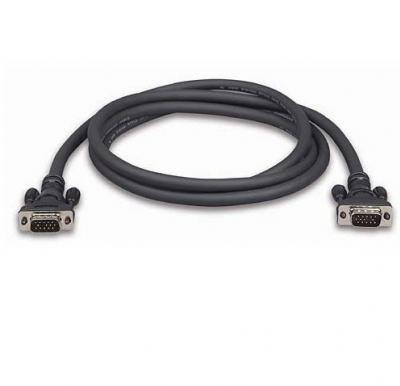 BELKIN SVGA-SVGA spojovací kábel 15M/15M, 2m