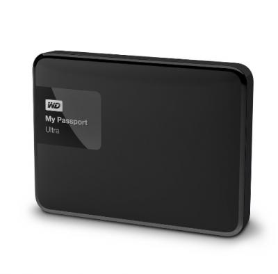 "Western Digital Externý disk 2.5"" My Passport Ultra 1.5TB USB"