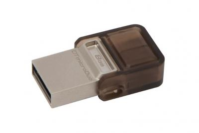 KINGSTON 8GB DT MicroDuo USB 2.0 OTG