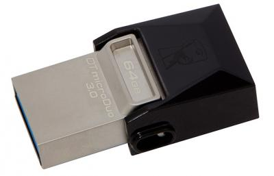 KINGSTON 64GB DT MicroDuo USB 3.0 OTG