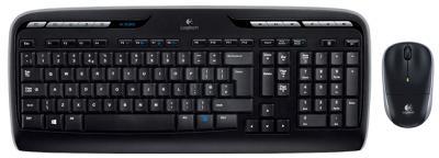 LOGITECH Set klávesnica a myš MK330 US