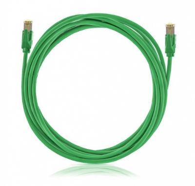 SOLARIX Patch kábel CAT5E SFTP PVC 20m zelený