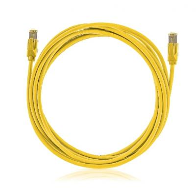 SOLARIX Patch kábel CAT5E SFTP PVC 20m žltý
