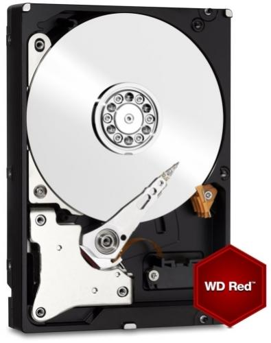 "Western Digital 3,5"" HDD 6TB Red Pro 128MB SATAIII NAS"
