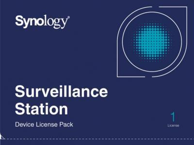 Synology Kamerová licencia Device License 1x