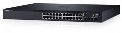 DELL Networking N1524P PoE+ Switch