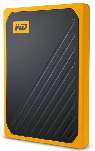Western Digital Externý disk My Passport GO 500GB USB 3.0