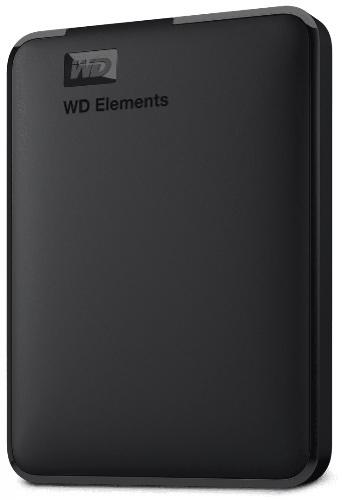"""Western Digital Externý disk 2.5"""" Elements Portable 1,5TB USB 3.0"""