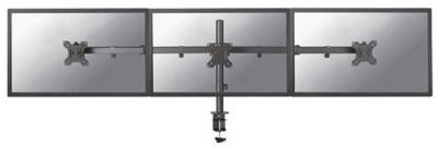"""NewStar Flat Screen držiak na 3 PC monitory 10-27"""""""