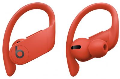 Beats Powerbeats Pro Wireless Earphones Lava Red