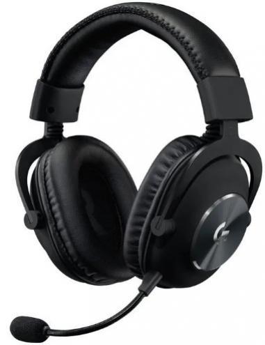 LOGITECH G Pro headset čierny