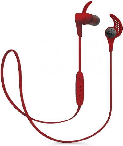 LOGITECH Jaybird X3 bezdrôtové slúchadlá červené