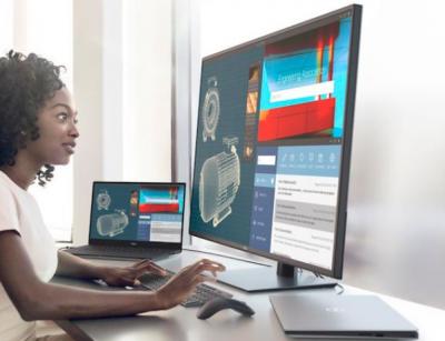 Označenie Dell monitorov