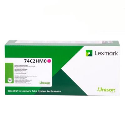 Lexmark 74C2HM0 purpurový laserový toner