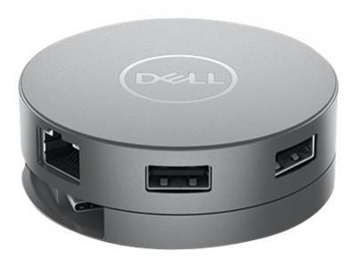 DELL Mobilný adaptér USB-C DA310