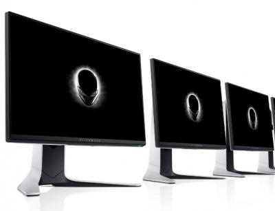 DELL Alienware herné monitory