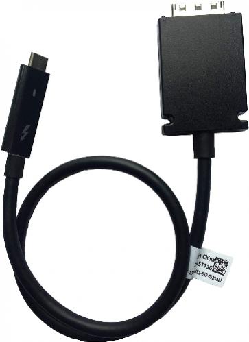 DELL kábel Thunderbolt USB-C k dokovacej stanici