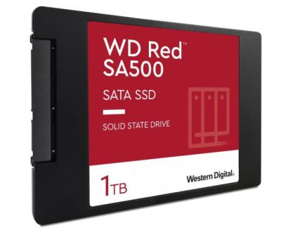 Western Digital SSD 2.5 1TB Red 3D NAND