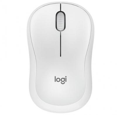 LOGITECH M220 Silent bezdrôtová myš biela
