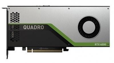 DELL nVidia Quadro RTX 4000 8GB 3xDP VL RT