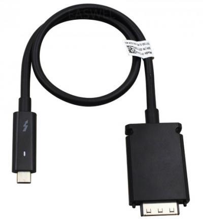 DELL USB-C k dokovacej stanici WD15