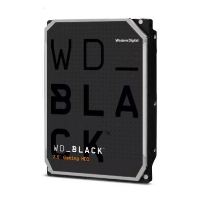 "Western Digital 3,5"" HDD 10TB Black Performance Desktop 256MB SATAIII"